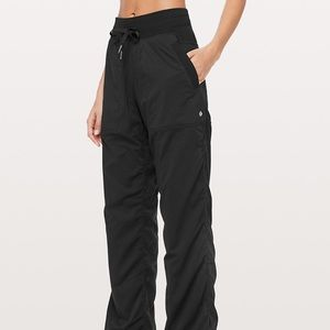 Lululemon Dance Studio Pants in Black